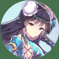 「放置少女」ホウ徳(SSR)・丸